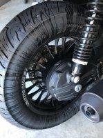 Final Drive Gear Oil Leaks V7 & V9 | GuzziTech Forums